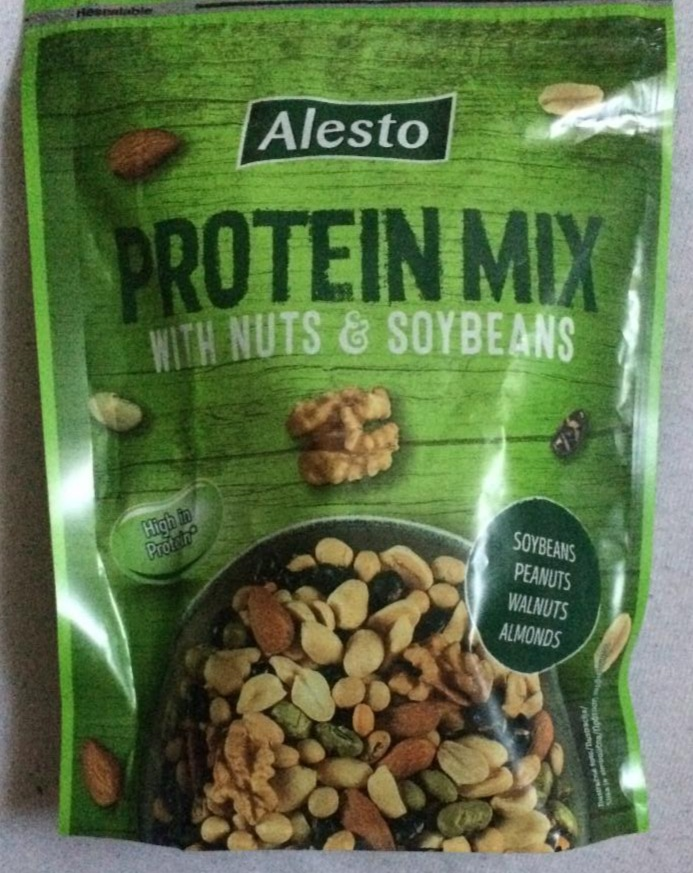 Fotografie - Protein Mix with Nuts & Soybeans Alesto