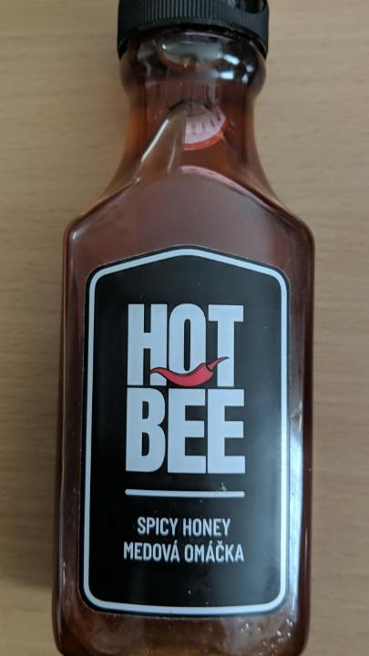 Fotografie - Hot Bee Spicy Honey Medová omáčka