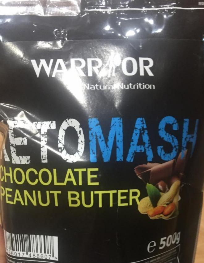 Fotografie - KETOMASH Warrior Chocolate 500g