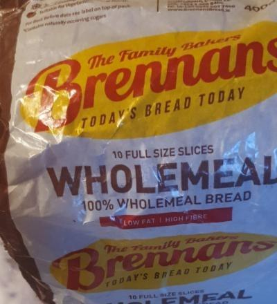 Fotografie - wholemeal breed Brennans