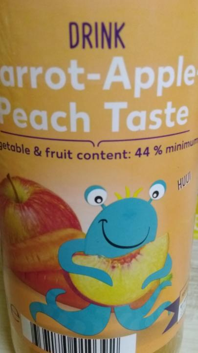 Fotografie - Drink Carrot - Apple - Peach Taste - K-Classic