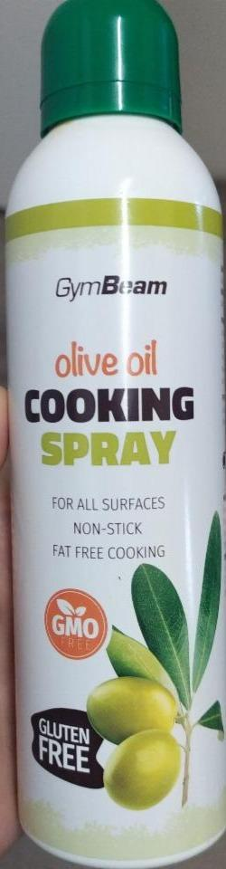 Fotografie - Cooking Spray olive oil GymBeam
