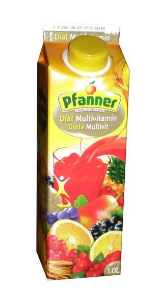 Pfanner Diet Multivitamin