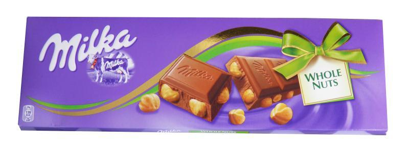 Milka Whole Nuts