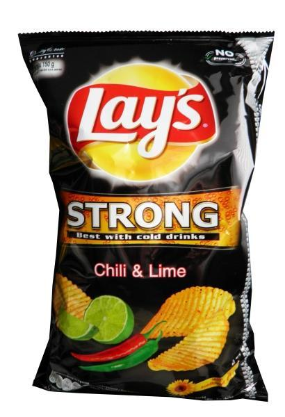 Lay´s Strong Chilli and Lime