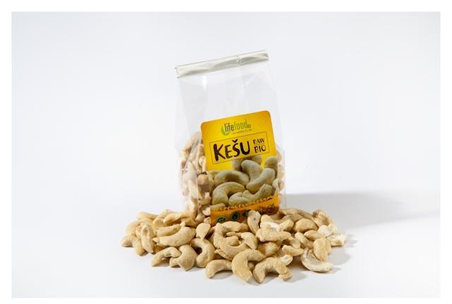 kešu raw BIO Lifefood