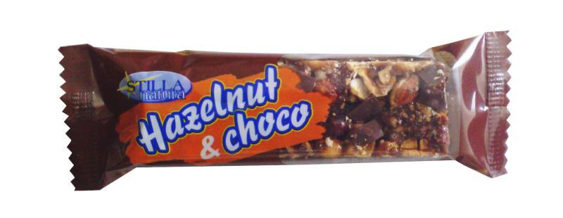 Stilla hazelnut and choco