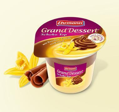 Grand Dessert Schoko Top Ehrmann