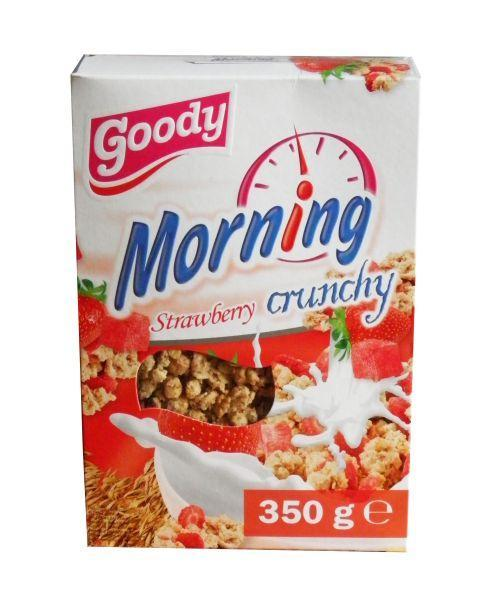 Goody Morning Strawberry crunchy