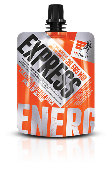 EXPRESS ENERGY GEL Extrifit